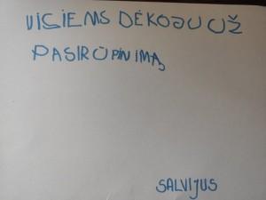 Salvijus T.